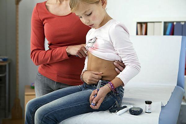 мёд при сахарном диабете у детей