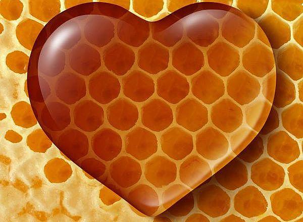 мёд для сердца