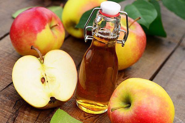 домашний яблочный уксус на меду