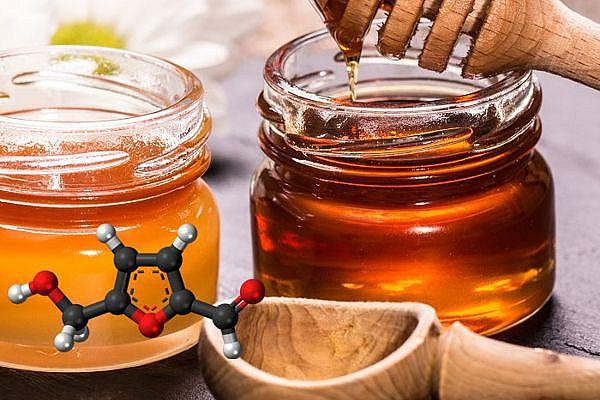 Оксиметилфурфурол в мёде полезен для здоровья
