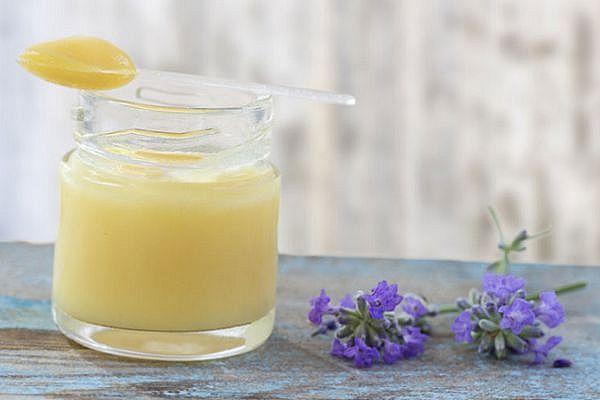 маточное молочко от среднерусских пчел