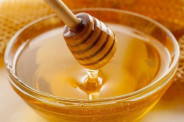 целебный мёд среднерусских пчел