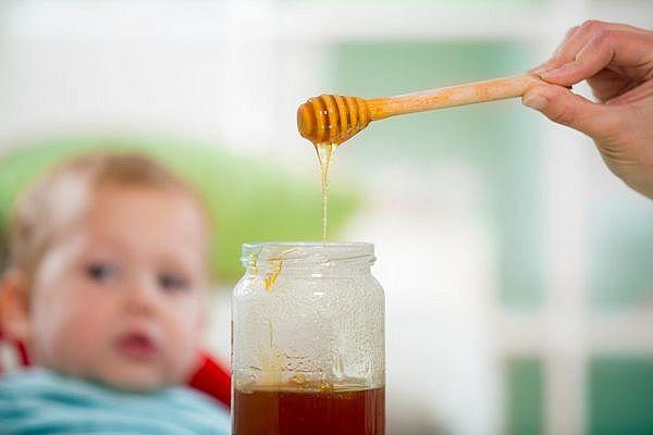 можно ли мёд детям до трех лет
