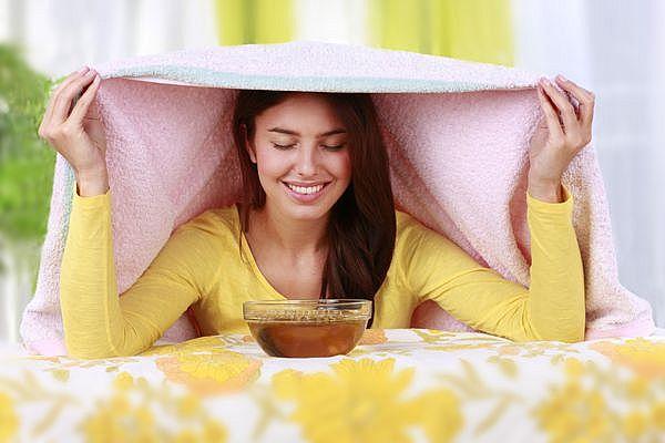 ингалиция мёдом
