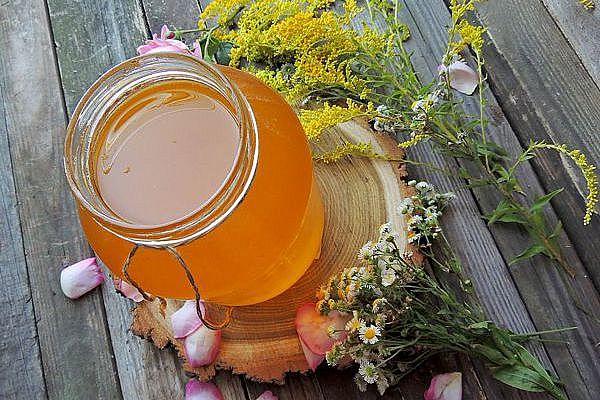 мёд для очищения крови и сосудов